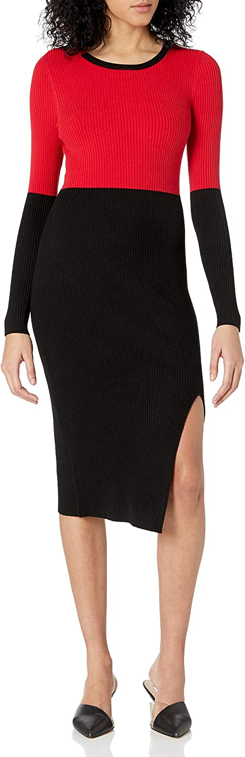 Bailey 44 Women's Long Sleeve Dress and Fitted Topics on TV Sretchy Sweater Same day shipping