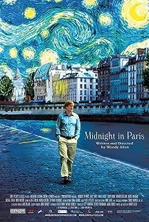 Best movie poster midnight in paris Reviews