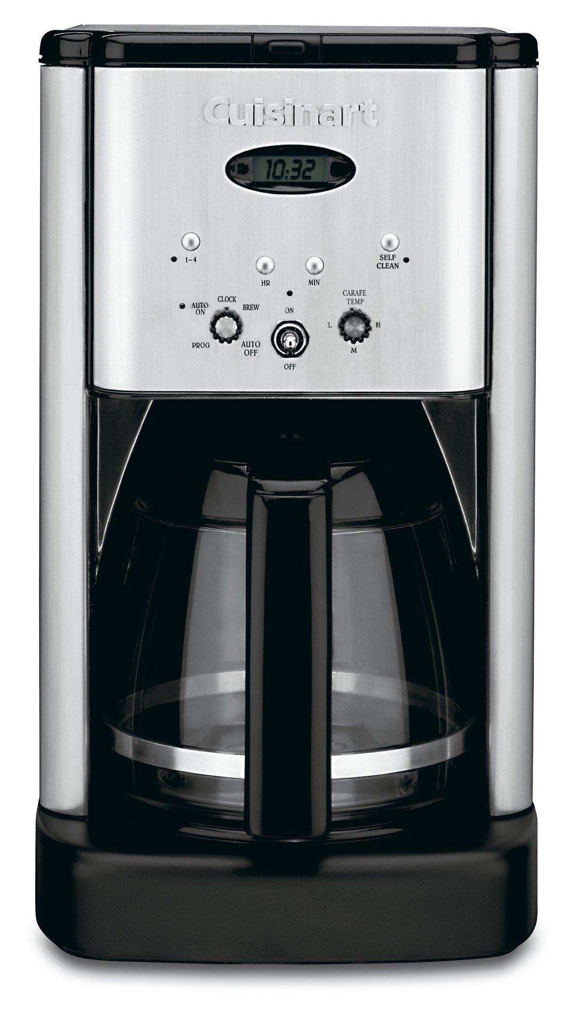 Cuisinart DCC 1200 Central Programmable Coffeemaker