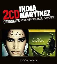 India Martinez -Azulejos De Lunares  /  Despertar  (2 CD)