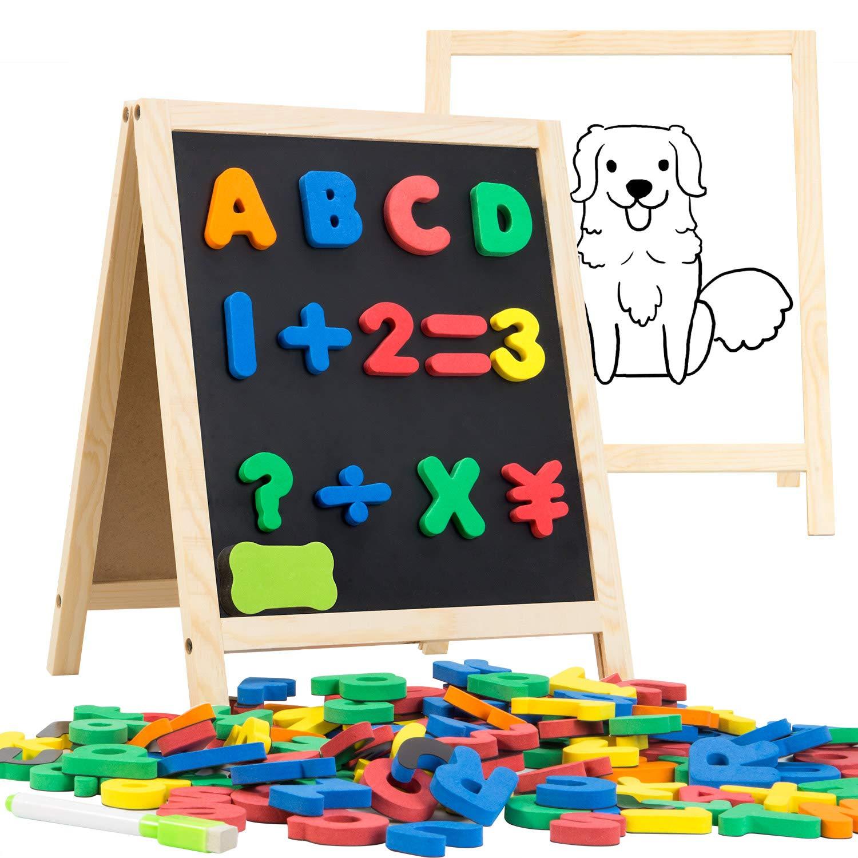 INNOCHEER Magnetic Letters Alphabet Educational
