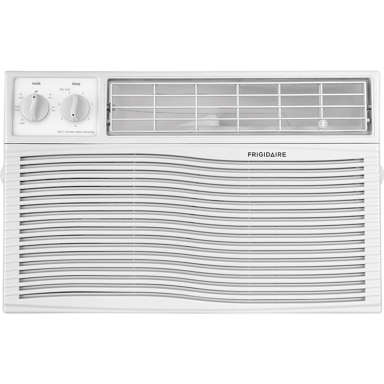FRIGIDAIRE FFRA0611U1, White Air Conditioner,
