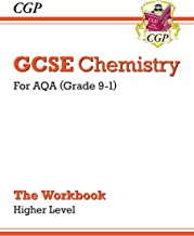 New Grade 9-1 GCSE Chemistry: AQA Workbook - Higher (CGP GCSE Chemistry 9-1 Revision)