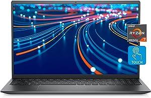 2021 Newest Dell Inspiron 15 Laptop, 15.6 FHD LED-Backlit Touch Display, AMD Ryzen 7 5700U, 16GB DDR4 RAM, 1TB PCIe SSD, HDMI, Webcam, Backlit Keyboard, WiFi, Bluetooth, FP Reader, Win10 Home