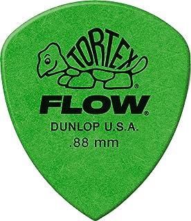 Jim Dunlop Tortex Flow Standard 72 Pack .88mm Green