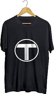 Camisetas Camisa Titans Masculino Preto