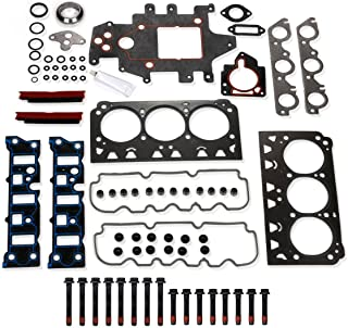 Vincos Head Gasket Bolts Set Compatible with Chevrolet Replacement for Buick Replacement for Pontiac Replacement for Oldsmobile Supercharged 3.8