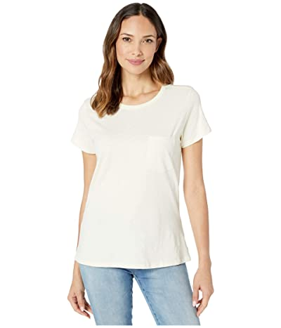 Toad&Co Primo Short Sleeve Crew (Salt) Women