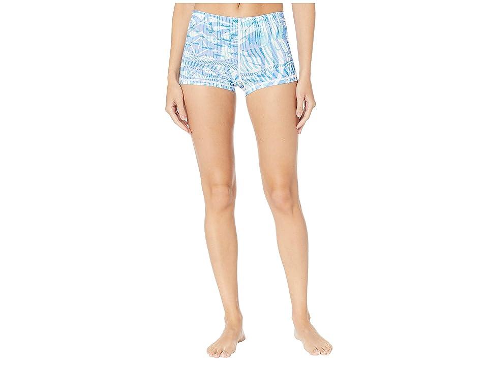 Dakine Sport Shorts (Tiki Blue) Women
