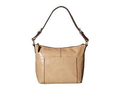 Hobo Charlie (Parchment) Handbags