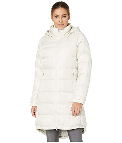 The North Face Metropolis Parka III (Vintage White) Women