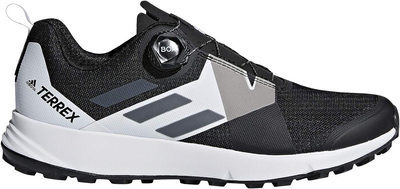 Adidas Herren Terrex Two Boa Trekking- & Wanderhalbschuhe Schwarz (Negbás Gricua Ftwbla 000) 40 2 3 EU  | Haltbarkeit