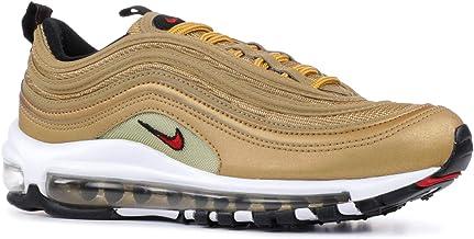 Amazon Com Nike Air Max 97 Metallic Gold