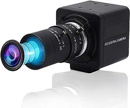 4K Ultra HD USB Web camera Varifocal UHD 5-50mm Lens USB Mini Web Camera 3840X2160@30fps USB with Camera Sony IMX317 Senso...