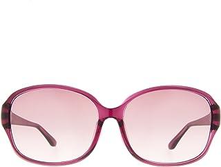 Zoff(ゾフ)丸みのあるスクエアタイプのサングラス