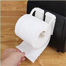 Keuken Paper Holder toiletrolhouder Magnetic Reel Holder Handdoek Servet Rack Koelkast Side Muur papierrolhouder 9x4.5cm