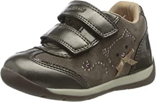 Geox B Each Girl A, Chaussures Premiers Pas Fille