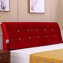 Bedside Cushion Core Large Back Double Triangle Tatami Board Soft Pack Bed Princess Long Pillow Lumbar Pillow Pillow yanga...