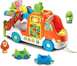 Vtech Pull and Learn 学习汽车拖拉玩具