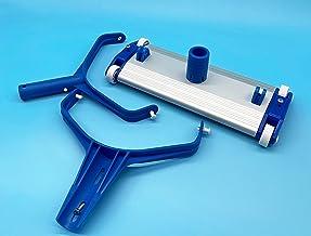 PI Carro Limpiafondos Aluminio - Fijación Clip y Palomilla   Limpiafondos Piscina   Accesorios Piscina   PoolIberica