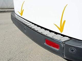 Ford Transit Conectar Parachoques Delantero En Blanco Cubierta par 2007 a 2009 ojo de remolque