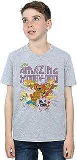 Absolute Cult Scooby Doo Niños The Amazing Scooby Camiseta
