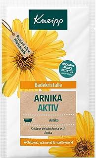 Kneipp Badkristallen Arnika actief, weldadig en reactiverend, 60 g