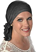 Slip On Scarf | Pre Tied Scarves | Chemo Headwear | Headscarves for Women with Cancer