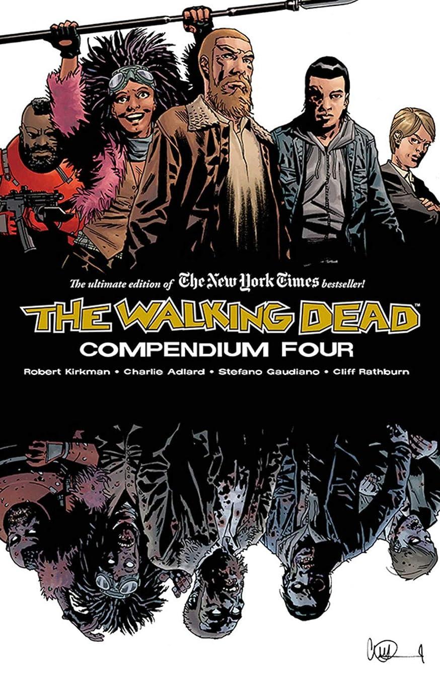 アブセイ明るい図The Walking Dead Compendium 4