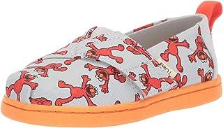 TOMS Sesame Street X Elmo Tiny Classics 10013648 (Size: 8)