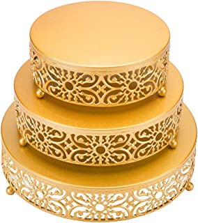 Best 18 gold cake stand Reviews