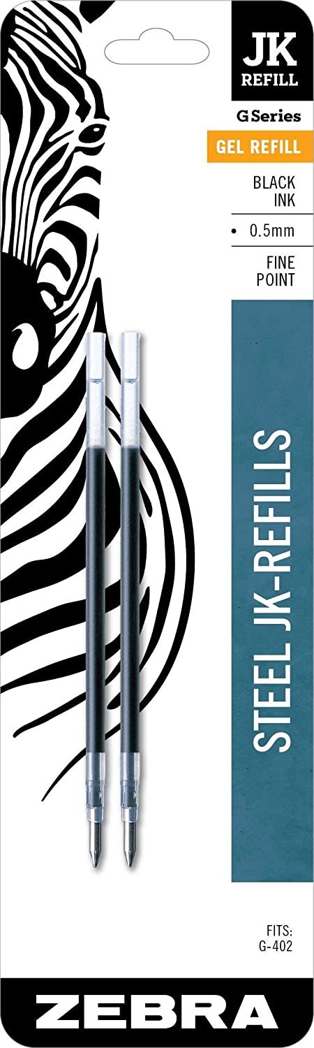 F-402 Stainless Steel Pen Limited Special Price JK-Refill Dealing full price reduction Fine 0.5mm Point In Black