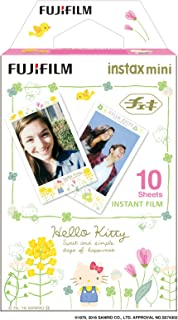 instax 16537328 Hello Kitty Mini Film - Multi-Colour (Pack of 10)