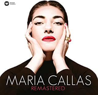 Maria Callas Remastered [12 inch Analog]