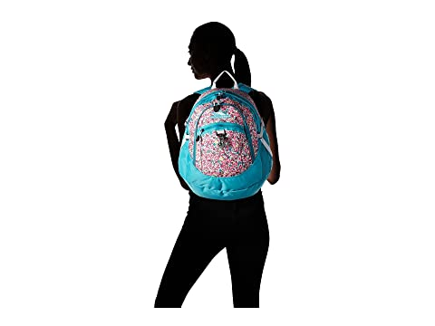 Tropic Sierra Boy High Fat Blanco Prairie Floral Teal Mochila SqwYfwd