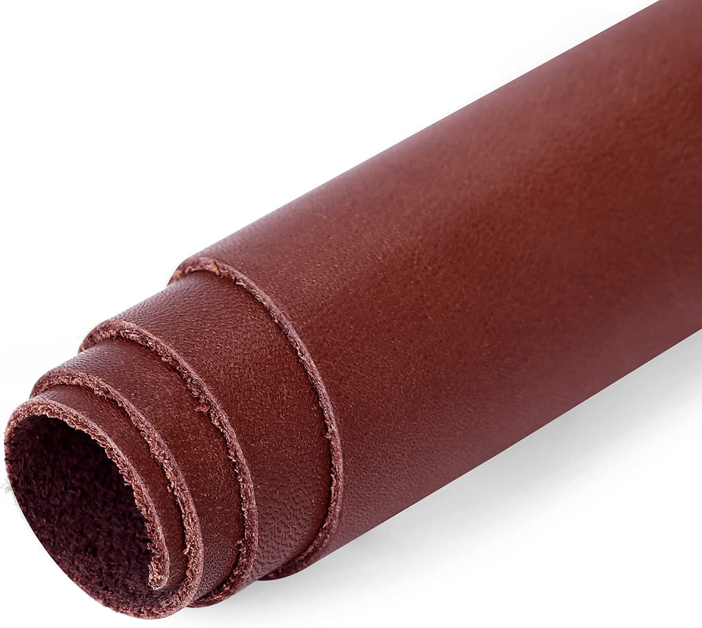 2 PCS Natural Full Grain Cow L Leather - 40% OFF Cheap Super special price Sale Hides Tooling