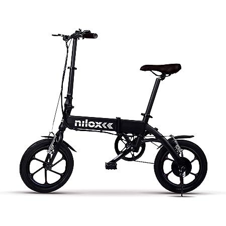 Xiaomi Qicycle - Bicicleta Eléctrica Plegable 250W, Negro ...