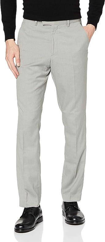 Marca Amazon - find.. Pantalones Clásicos para Hombre