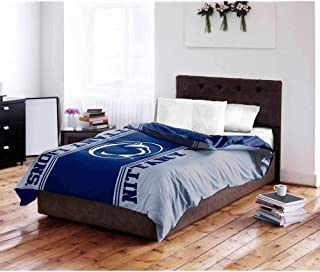 The Northwest Company NCAA Penn State Nittany Lions Twin/Full Bedding Comforter