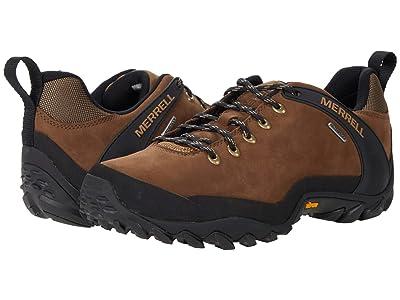 Merrell Chameleon 8 Waterproof (Earth Leather) Men