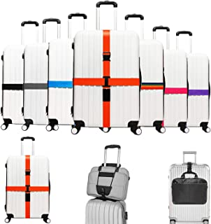 Utility Bungee Straps Travel Luggage Suitcase Adjustable Belt Elastic Carry On Travel Luggage Suitcase with Elastic Strapping HGJ453