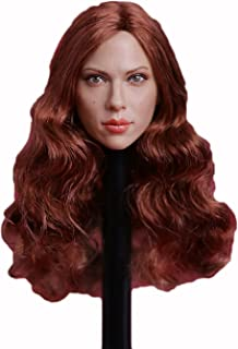 OBEST 1/6 Scale GC002 Head Headsculpt for HT, VERYCOOL, TTL, Hottoy, Play, PHICEN Action Figure Body