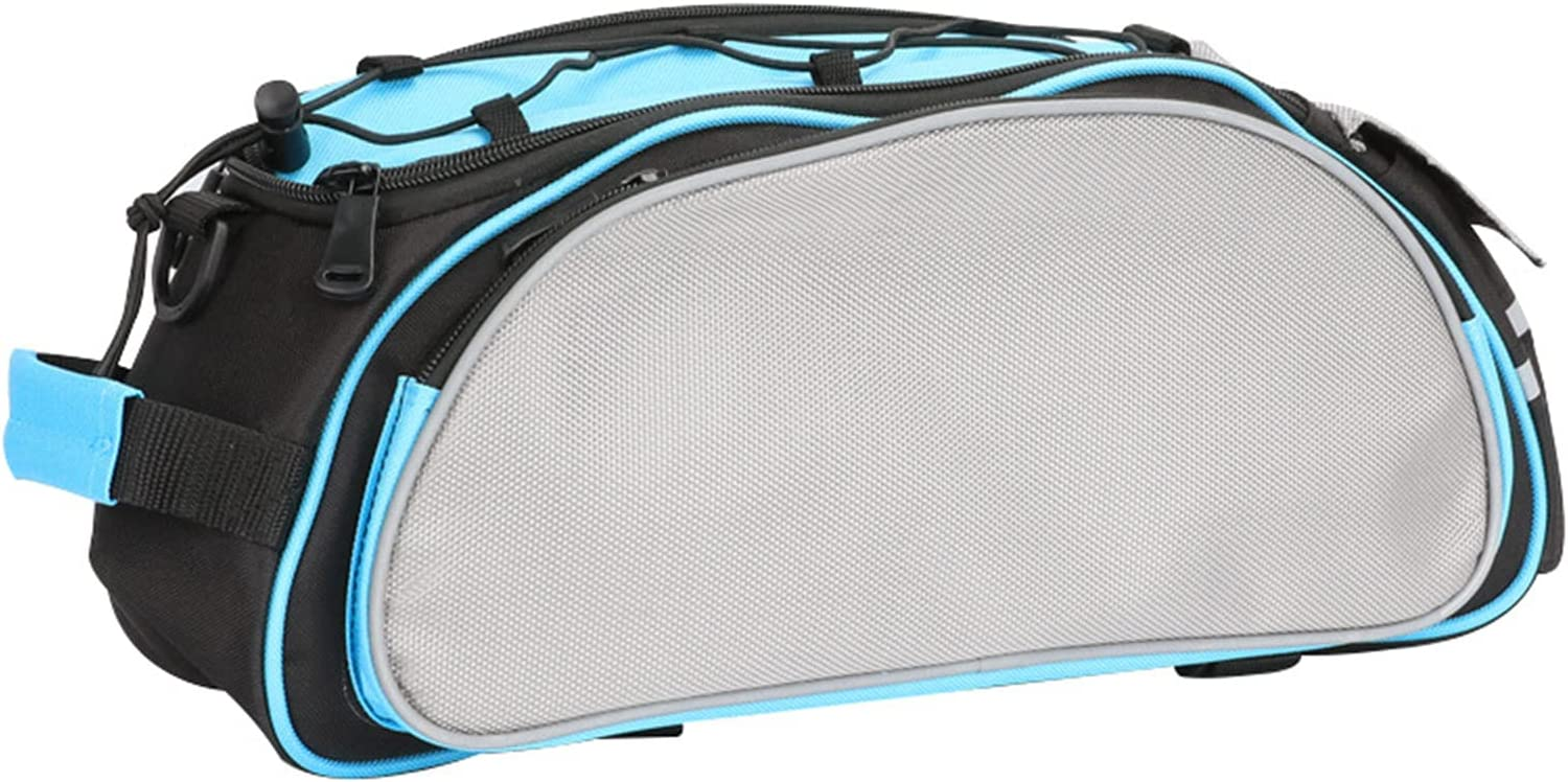 Efitty Year-end annual account 13L Bike Trunk Panniers Bicy Inexpensive Bicycle Bag