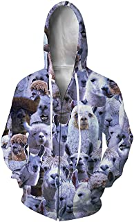 Unisex Galaxy Nebula Zip Up Hoodie All Over Print Jacket Sweatshirt