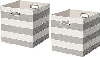 Amazon.es: cajas de almacenaje 33x33: Hogar y cocina