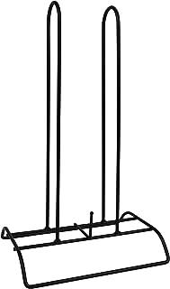 セフティー3 コイルホース用スタンド 10~20m用 奥行19.8×高さ44×幅26.5cm ノズル引掛け付