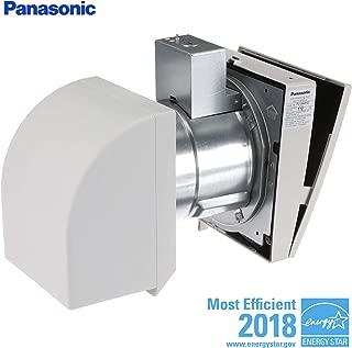Panasonic FV-04WS2 1.2-Sone 40 CFM Energy Star Bathroom Fan, White