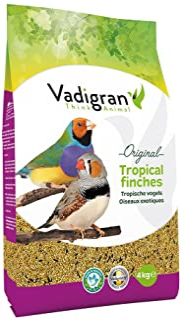 VADIGRAN Nourriture pour Oiseau Exotique 4 kg