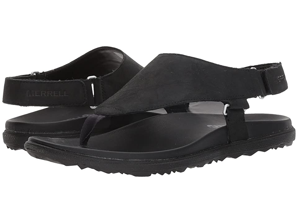 Merrell Around Town Sunvue Post (Black) Women