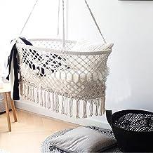 Here&There Baby Wiege Aufhängen Bette Hängematte Wiegen Babywiege Kinderbett Quaste Brasil Comfort Gitterbett Miansheng Webart C#